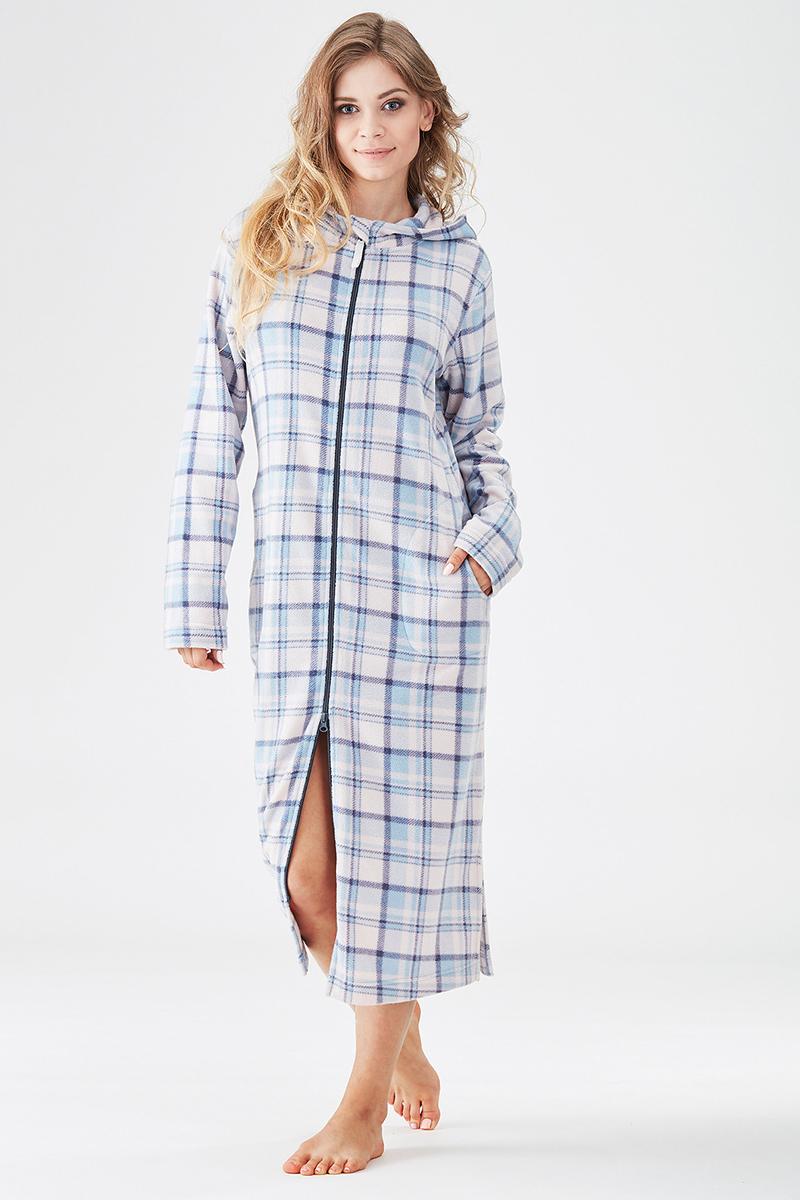 Домашний халат женский KEY LGL-443 B8