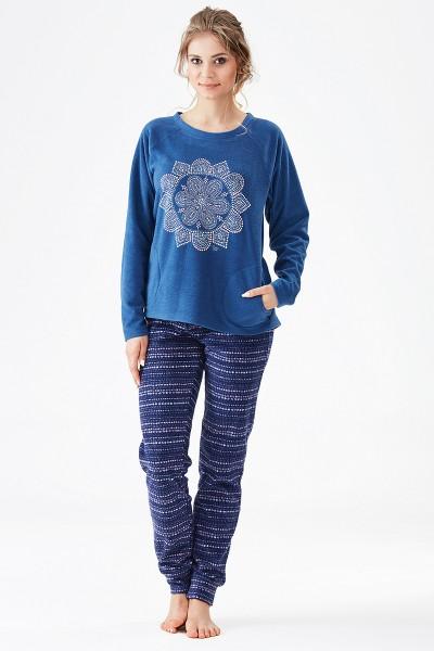 Пижама женская KEY LHS-008 B8