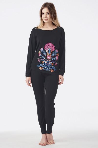 Пижама женская KEY LHS-585 B8