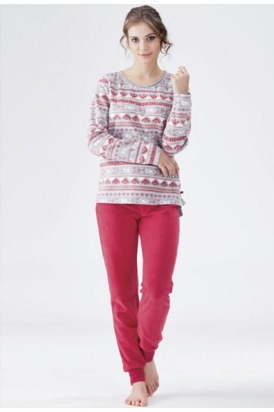 Пижама женская KEY LHS-764 B8