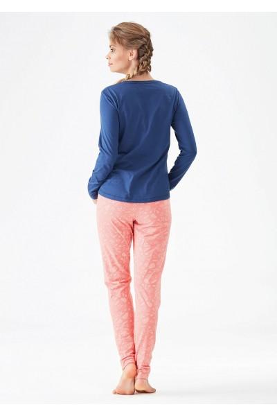 Пижама женская KEY LNS-084 B8