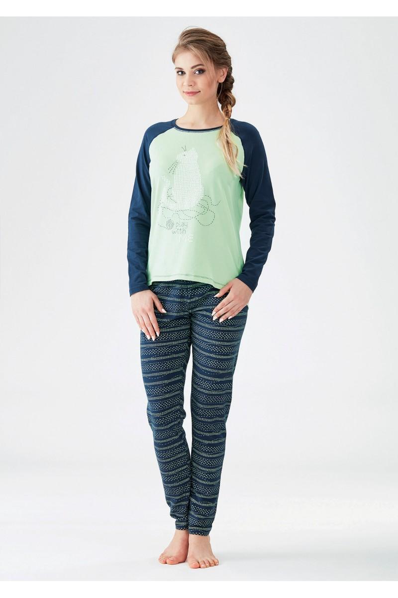 Пижама женская KEY LNS-831 B8 - LeConfort