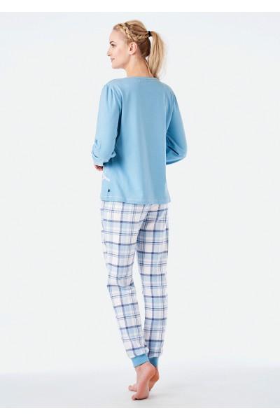 Пижама женская KEY LNS-892 B8