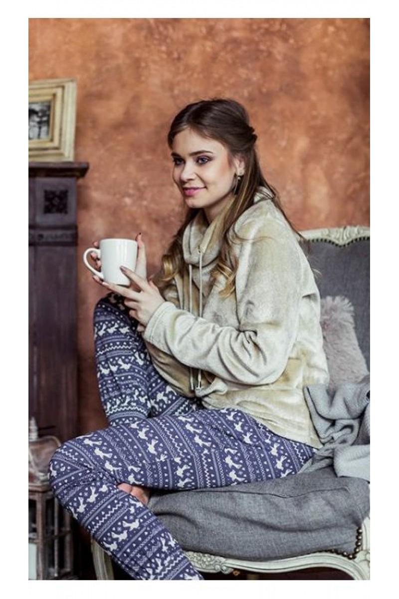 Пижама женская KEY LHS-886 B7 - LeConfort