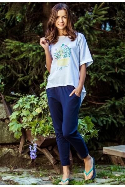 Пижама женская KEY LHS-055 A8