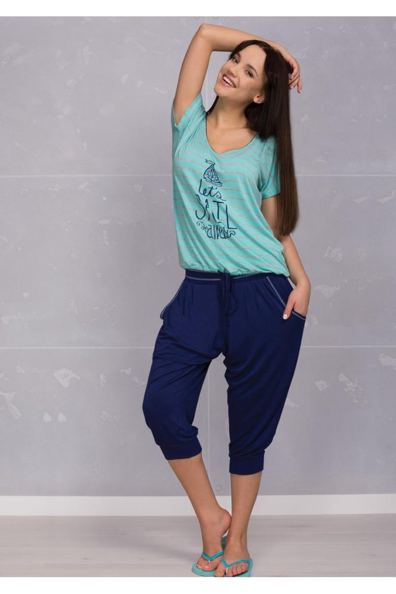 Пижама женская KEY LHS-312 A6 - LeConfort