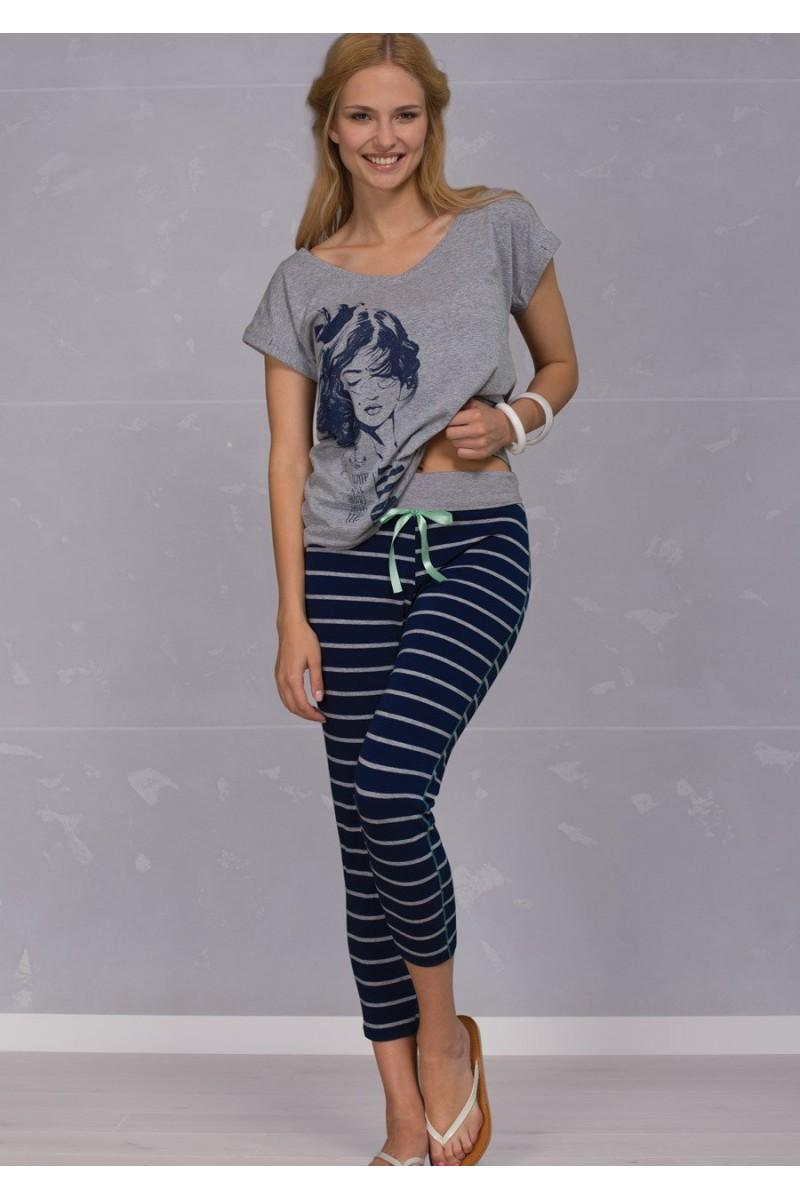 Пижама женская KEY LHS-336 A6 - LeConfort