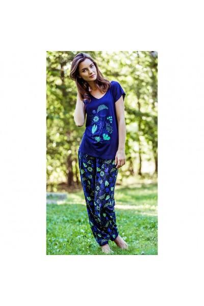 Пижама женская KEY LHS-571 A8