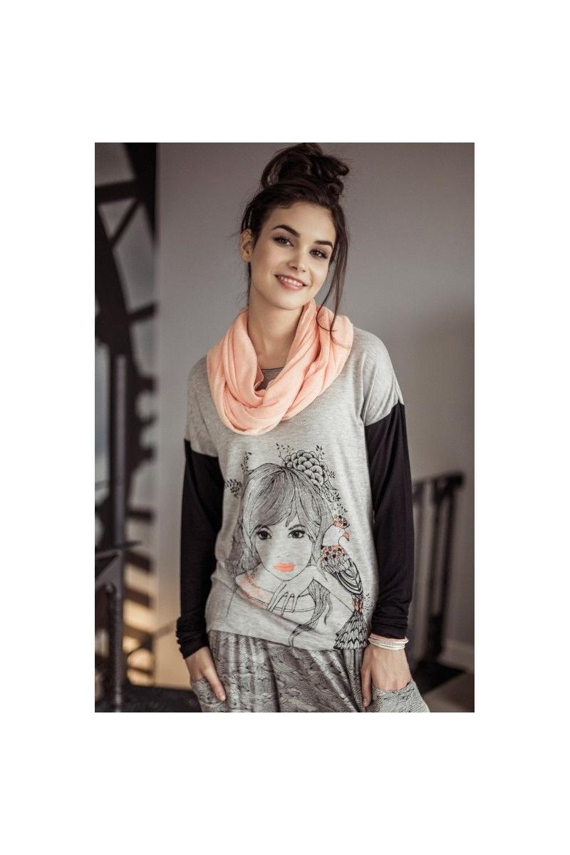 Пижама женская KEY LHS-804 B6 - LeConfort