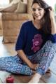 Пижама женская KEY LHS-884 A7 - LeConfort
