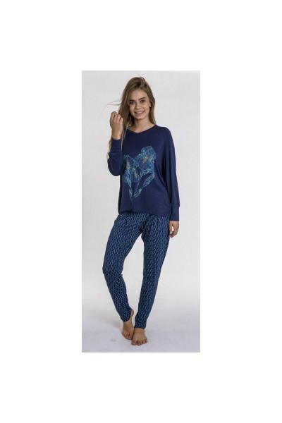 Пижама женская KEY LHS-972 B7
