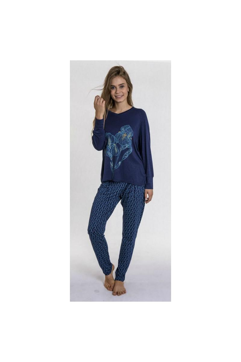 Пижама женская KEY LHS-972 B7 - LeConfort
