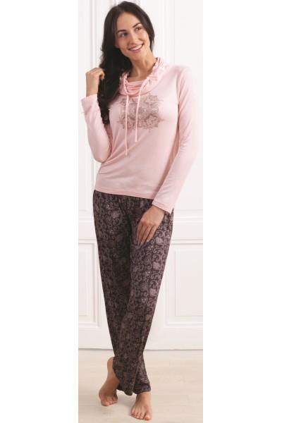 Пижама женская KEY LHS-506 B4