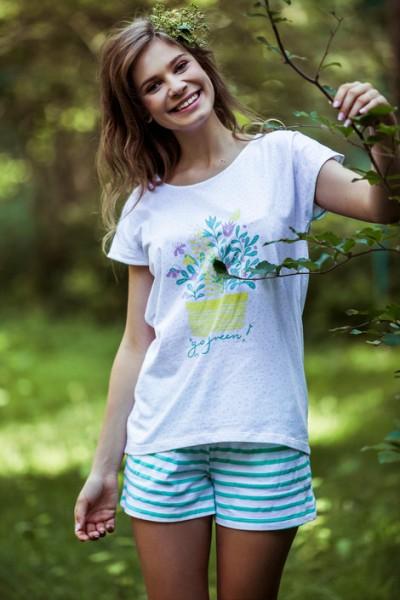 Пижама женская KEY LNS-055 A8