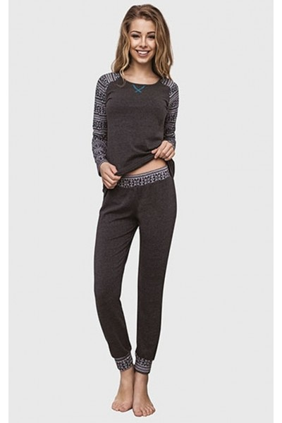 Пижама женская KEY LNS-063 B6