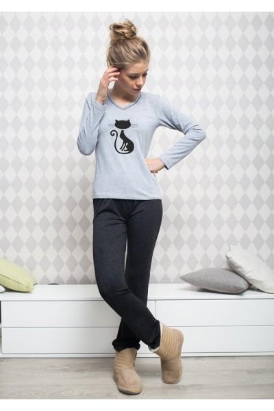 Пижама женская KEY LNS-094 B5