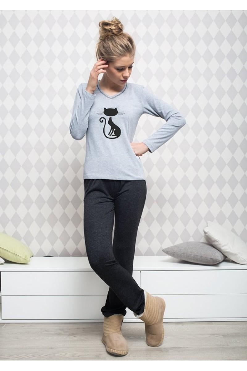 Пижама женская KEY LNS-094 B5 - LeConfort