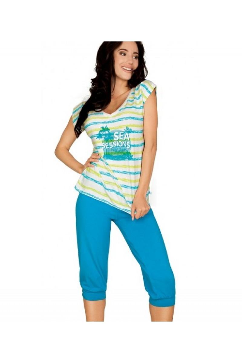 Пижама женская KEY LNS-306 A5 - LeConfort