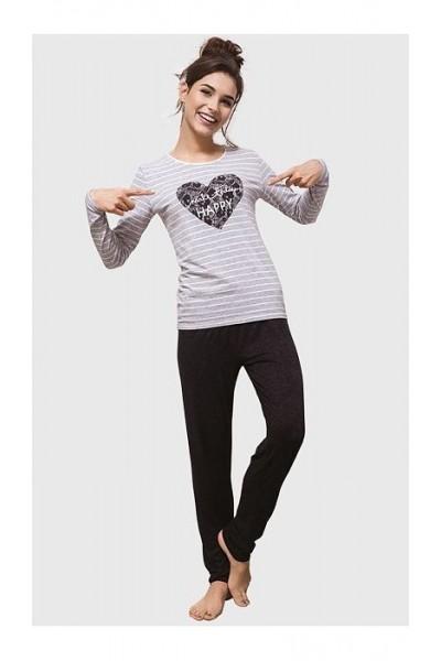 Пижама женская KEY LNS-362 B6