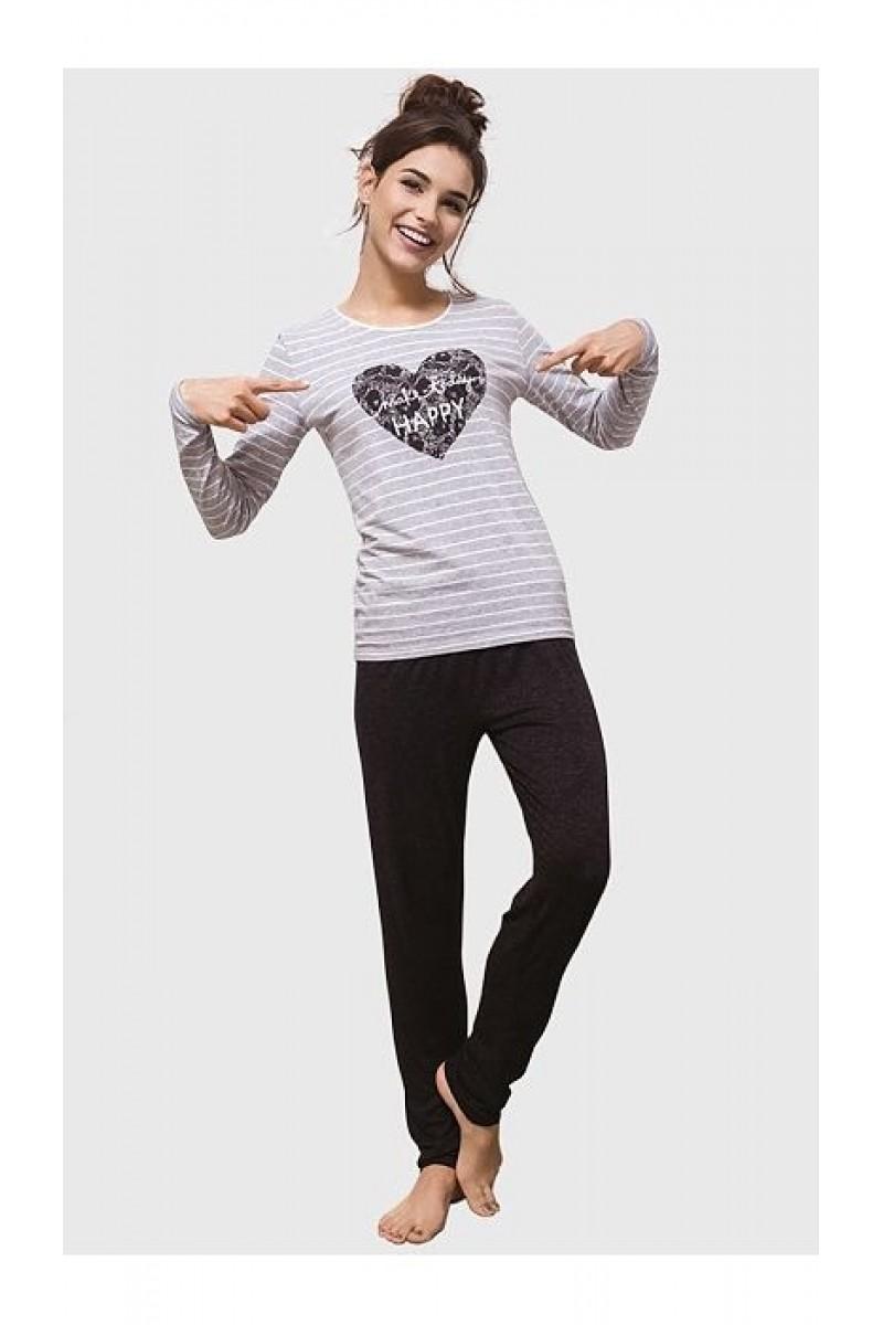 Пижама женская KEY LNS-362 B6 - LeConfort
