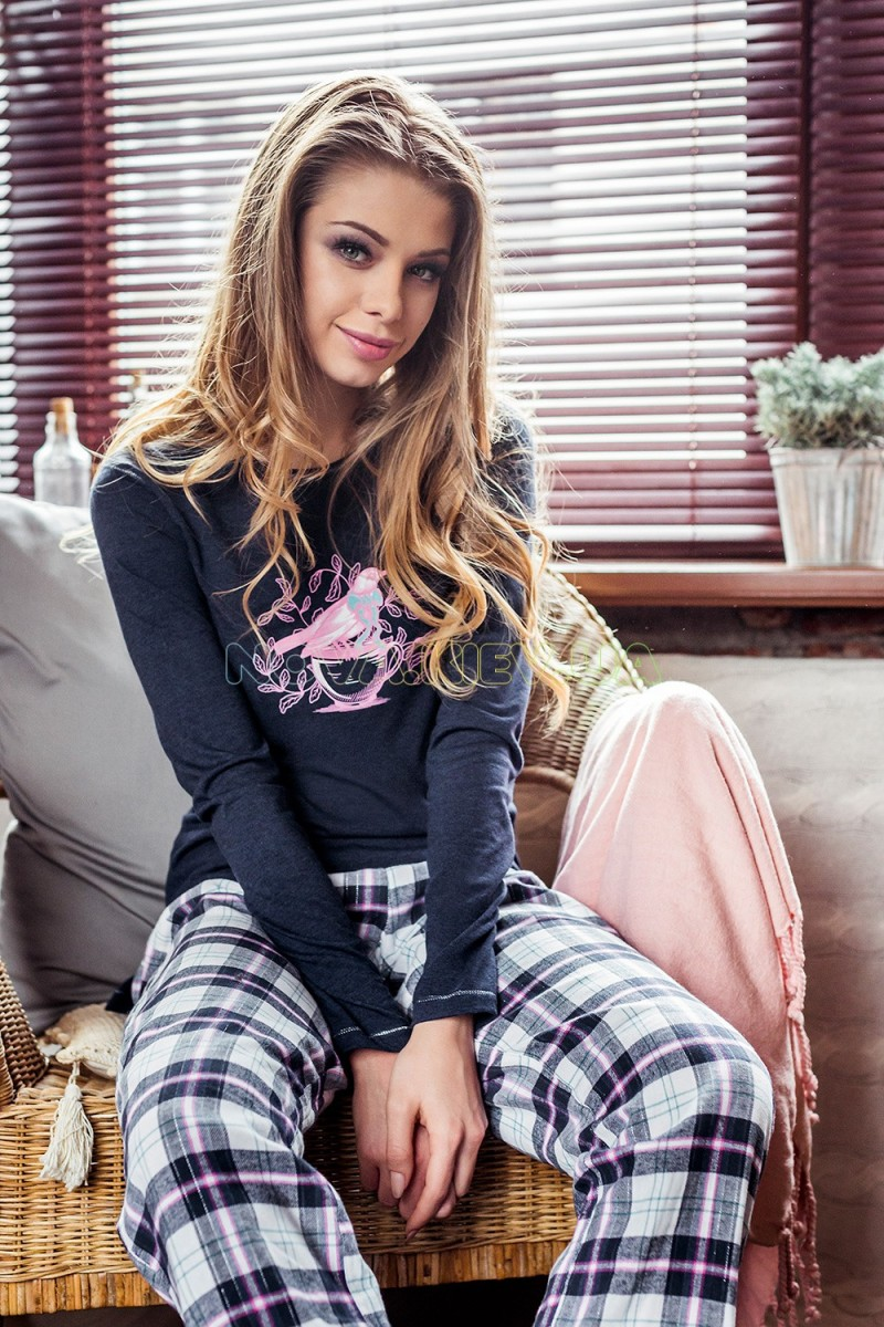Пижама женская KEY LNS-497 B7 - LeConfort