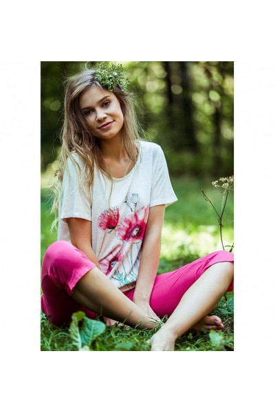 Пижама женская KEY LNS-565 A8