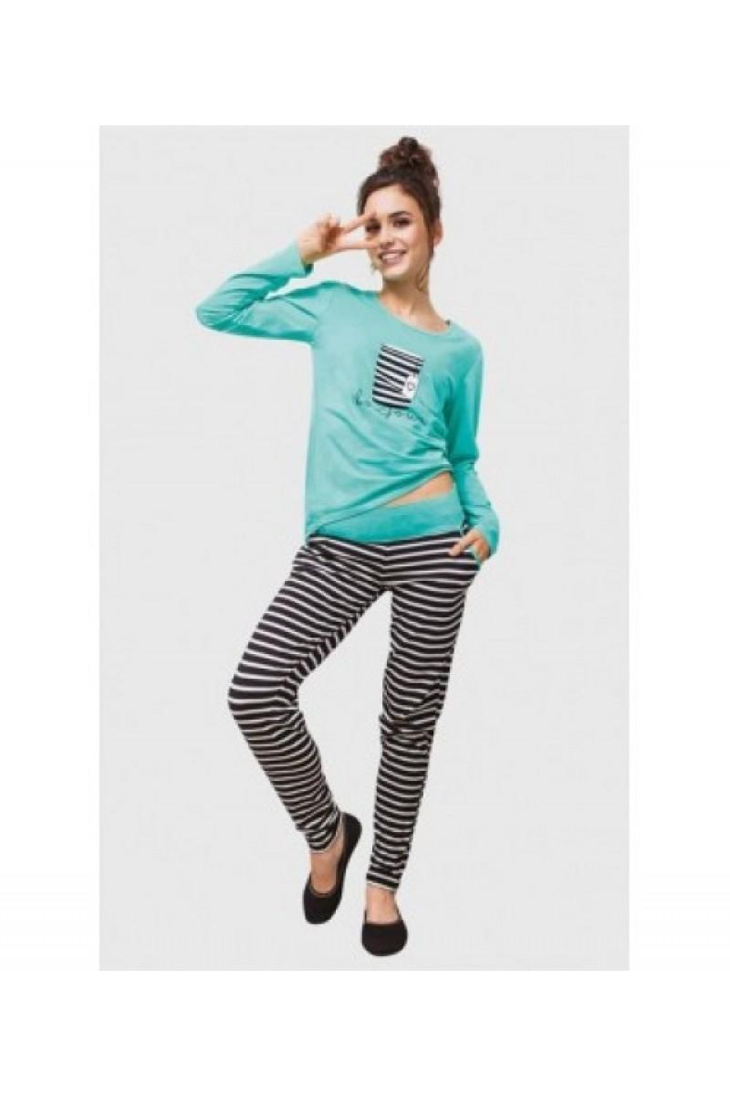 Пижама женская KEY LNS-602 B6 - LeConfort