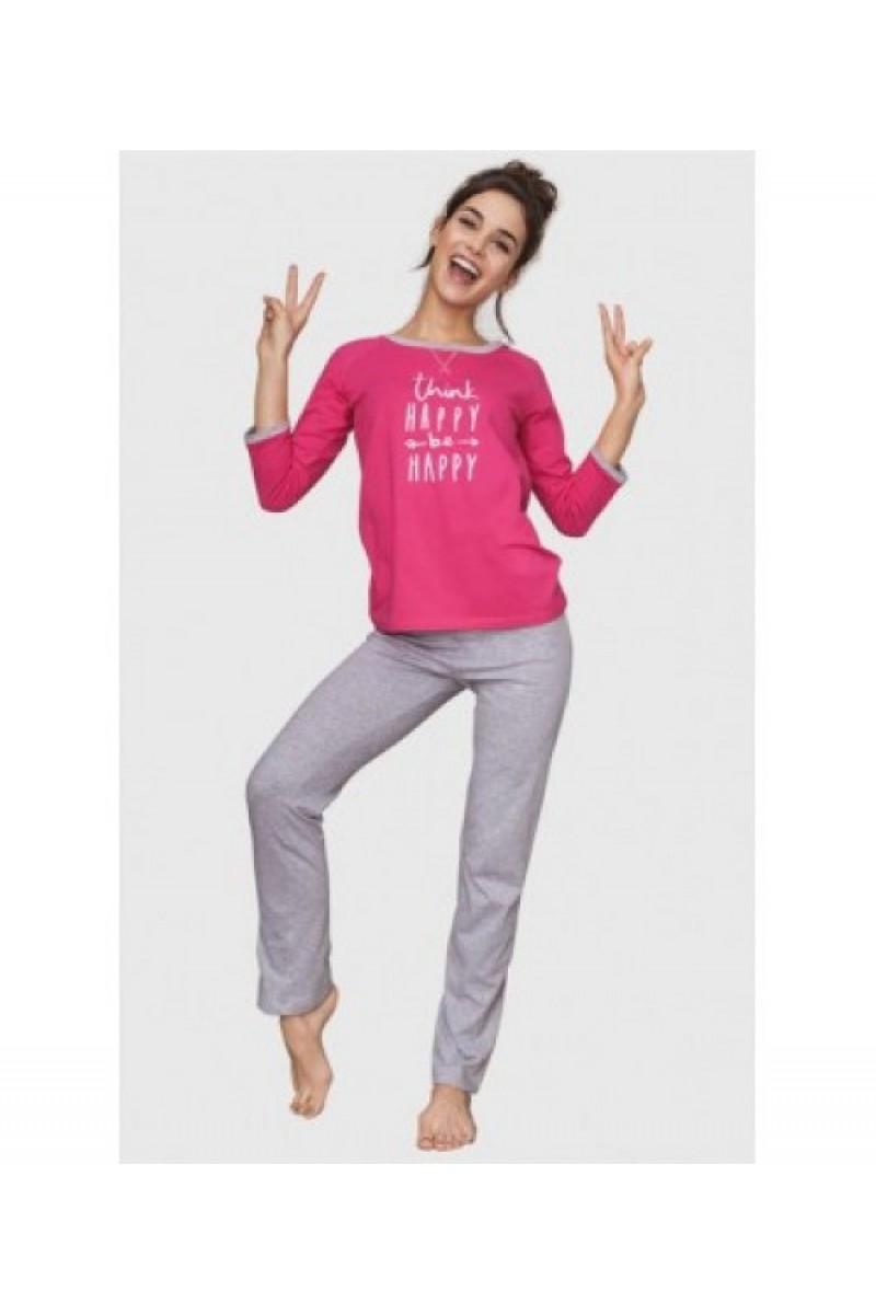 Пижама женская KEY LNS-609 B6 - LeConfort
