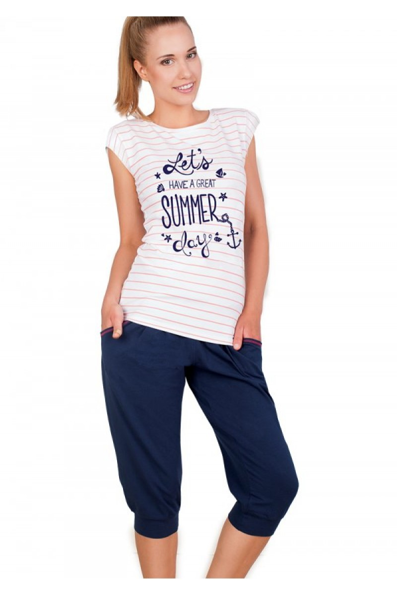 Пижама женская KEY LNS-801 A5 - LeConfort