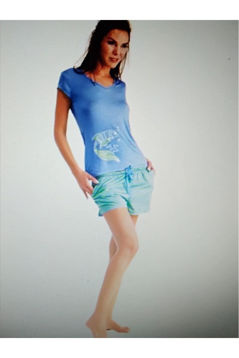 Пижама женская KEY LNS-810 A4 - LeConfort