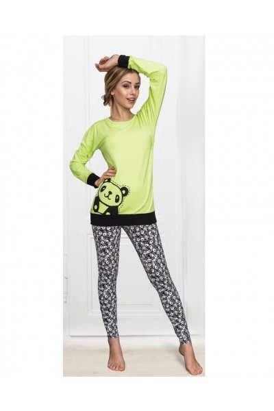 Пижама женская KEY LNS-818 B6
