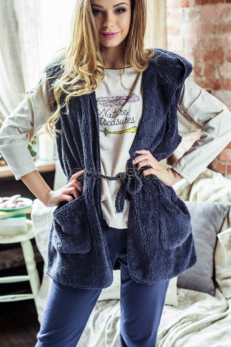 Пижама женская KEY LNS-828 B7 - LeConfort