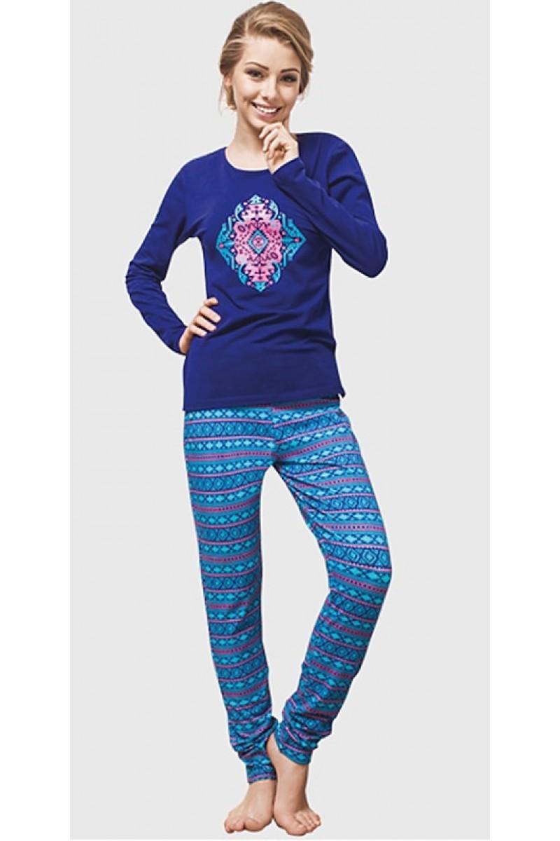 Пижама женская KEY LNS-871 B6 - LeConfort