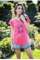 Пижама женская KEY LNS-884 A7 - LeConfort