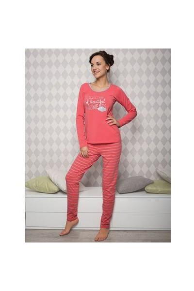 Пижама женская KEY LNS-889 B5