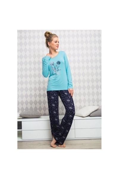Пижама женская KEY LNS-895 B5
