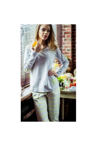 Пижама женская KEY LNS-920 B7