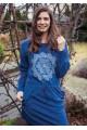 Домашнее женское платье KEY LHD-008 B8 - LeConfort