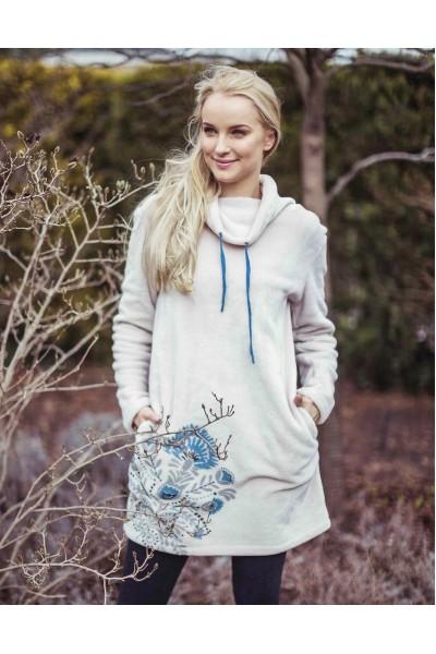 Рубашка женская KEY LHD-590 B8