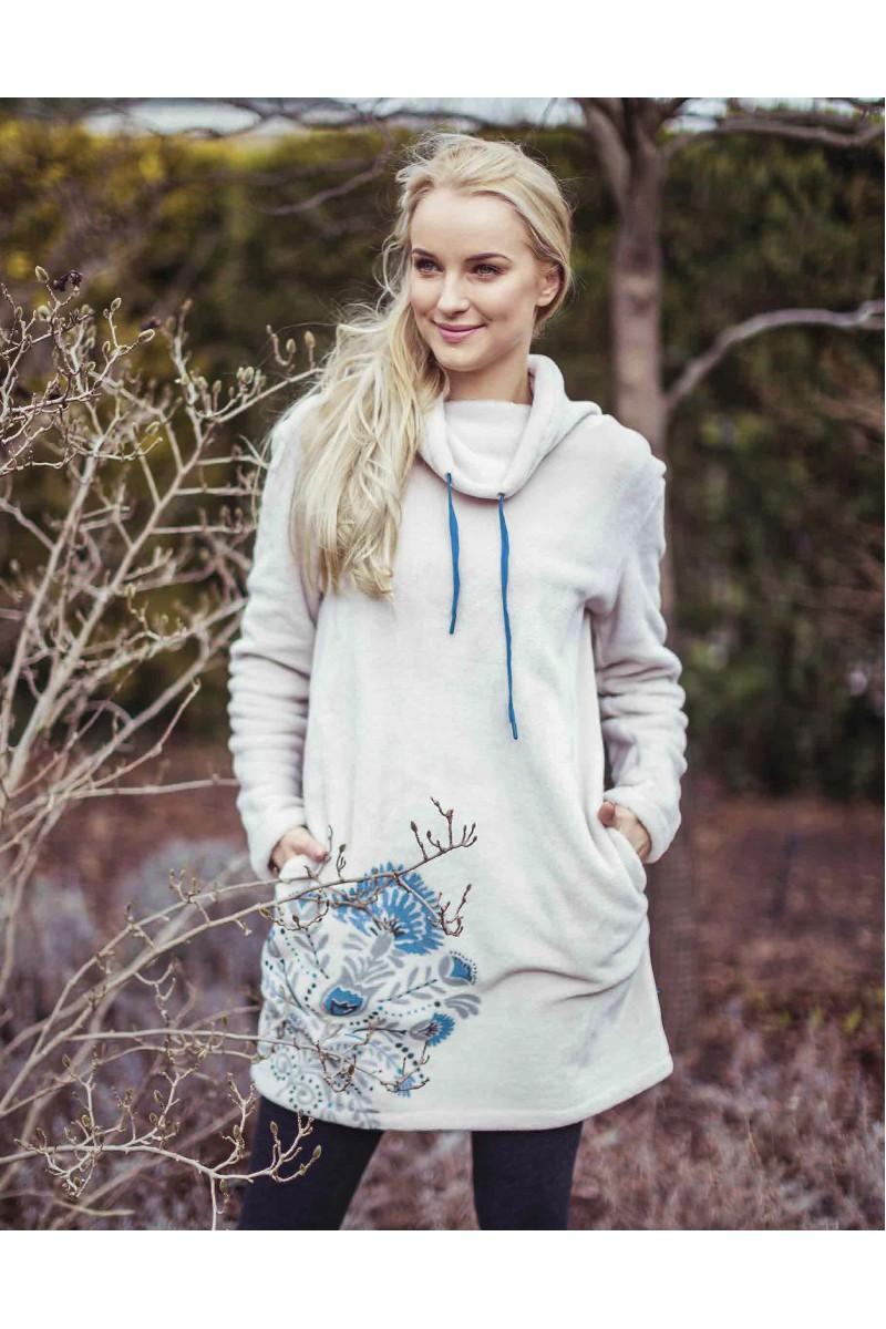 Рубашка женская KEY LHD-590 B8 - LeConfort