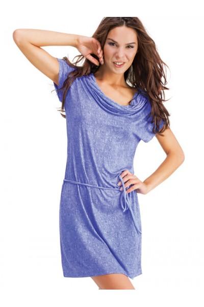 Домашняя рубашка женская KEY LHD-071 A4