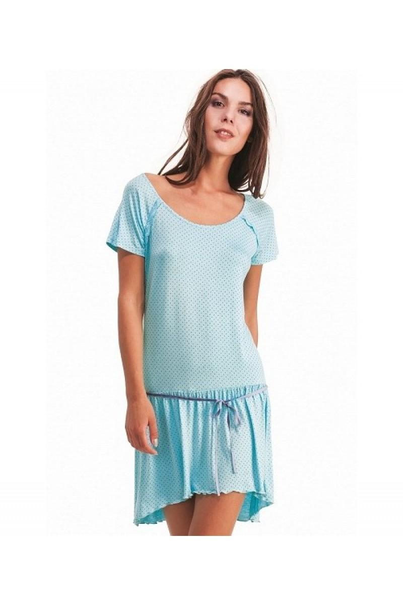 Домашняя рубашка женская KEY LHD-604 A4