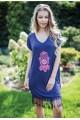 Рубашка женская KEY LHD-884 A7 - LeConfort