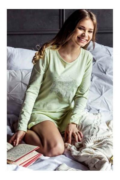 Ночная рубашка женская KEY LND-073 B7