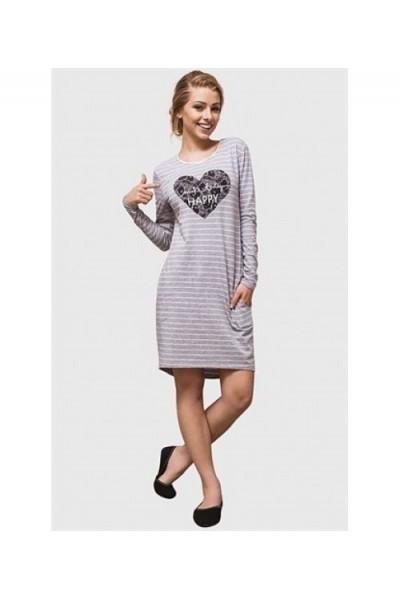 Ночная рубашка женская KEY LND-362 B6