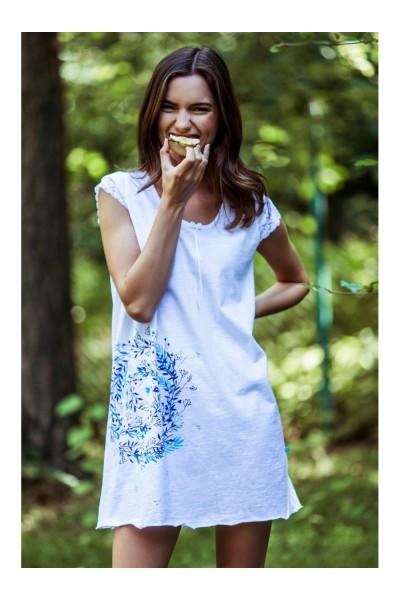 Ночная рубашка женская KEY LND-488 A8