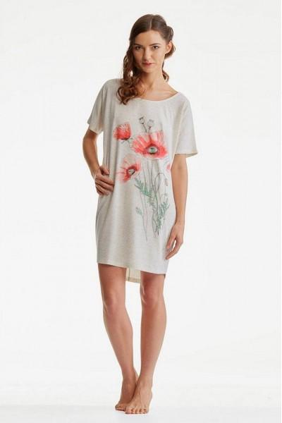 Ночная рубашка женская KEY LND-565 A8