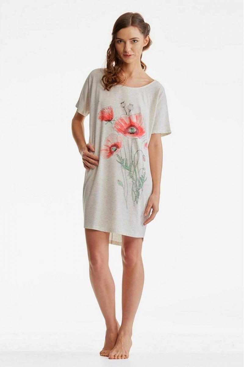 Ночная рубашка женская KEY LND-565 A8 - LeConfort