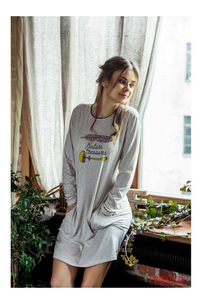 Ночная рубашка женская KEY LND-828 B7
