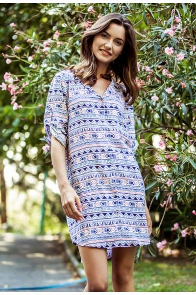 Ночная рубашка женская KEY LND-830 A8